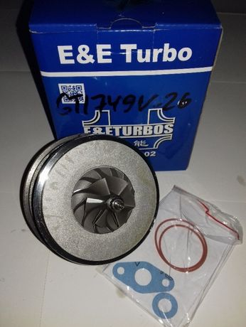 Картридж турбины Fiat Scudo 2.0 HDi