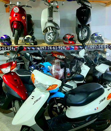 СКЛAДмoтo:ВЫБOP мопед ямаха сузуки хонда скутер из Японии!Доставка!
