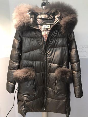Зимний пуховик пальто куртка парка ZLLY новая
