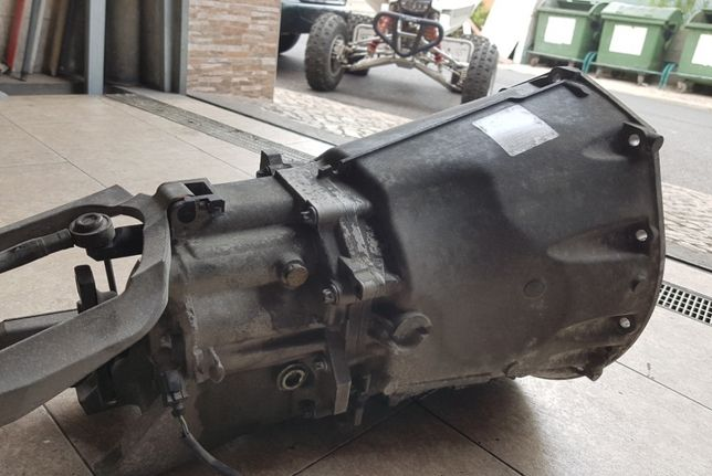 Caixa 6 velocidades Mercedes clk slk c e sportcoupe 200 230