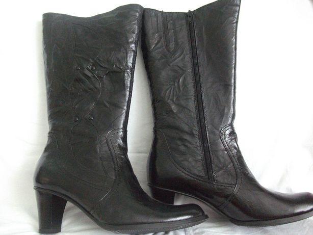 buty kozaki rozmiar 39 nowe
