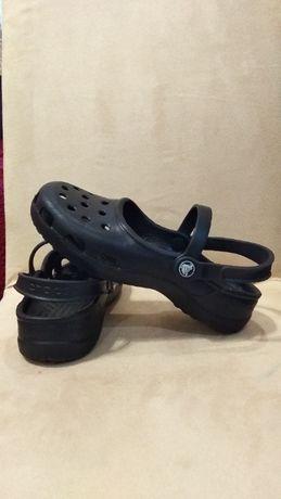 Crocs, р37/23-23,5см, крокси, кроксы шльопки, шльопанці, шлепки