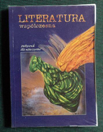 Literatura współczesna podręcznik dla maturzystów