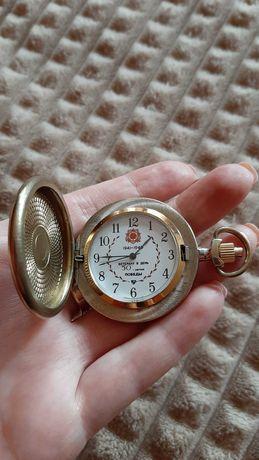 Часы карманные 50 лет Победы