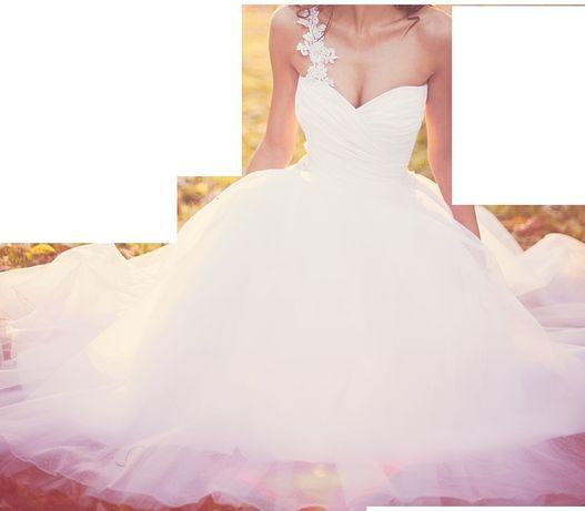 Suknia slubna bardzo tanio