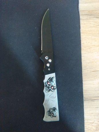 Ніж,череп,нож,СССР, автоматичний,розкладний, складной,автоматический
