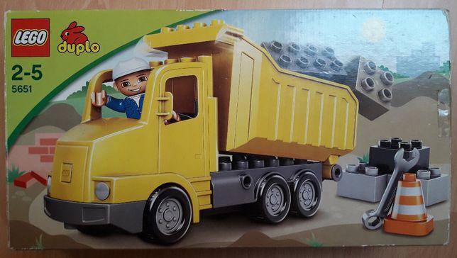 Klocki LEGO DUPLO Wywrotka 5651