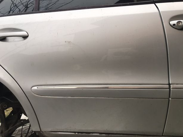 Двери капот крыло Mercedes мерседес w211 e class