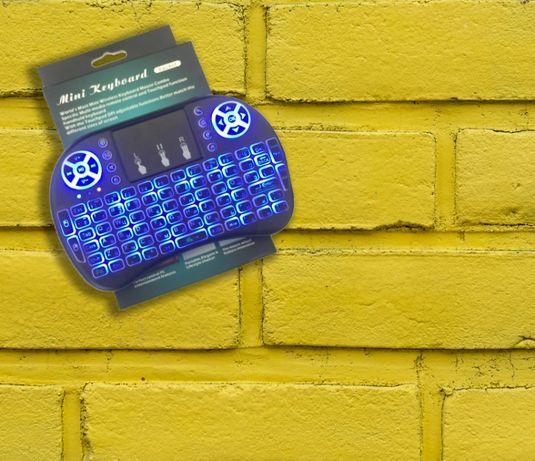 Блютуз клавиатура мини Bluetooth джойстик Т2