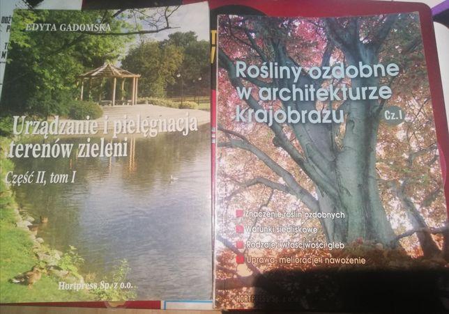 Podręczniki architektura krajobrazu