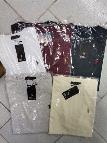 T-shirts Ralph Lauren - várias cores