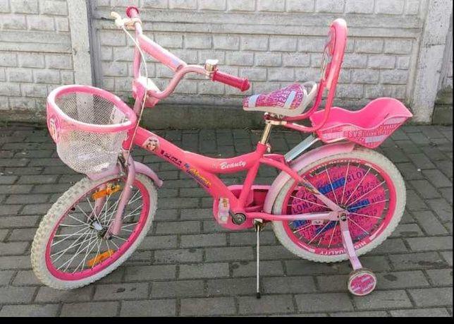 Детский велосипед BEAUTY BARBIE PINK 20