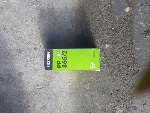 Nowy filtr paliwa PP 865/2