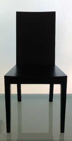 Cadeira madeira wengue. 150 unidades.