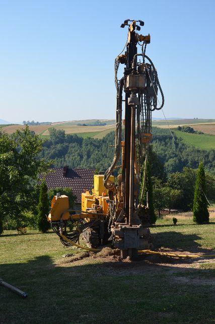Wiercenie studni, szukanie wody, studnie głębinowe, studnie wiercone