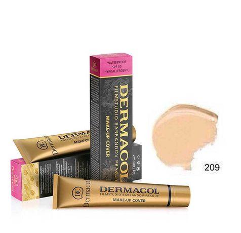 Супер тональный крем Dermacol Make-Up