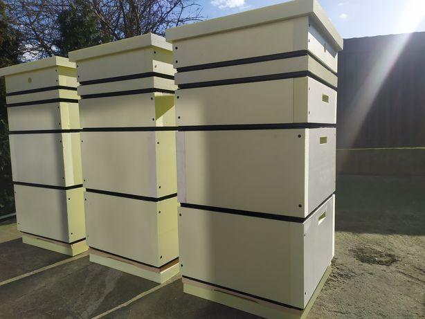 Ule wielkopolski do samodzielnego montażu styrodurowe Pszczoły wręgi