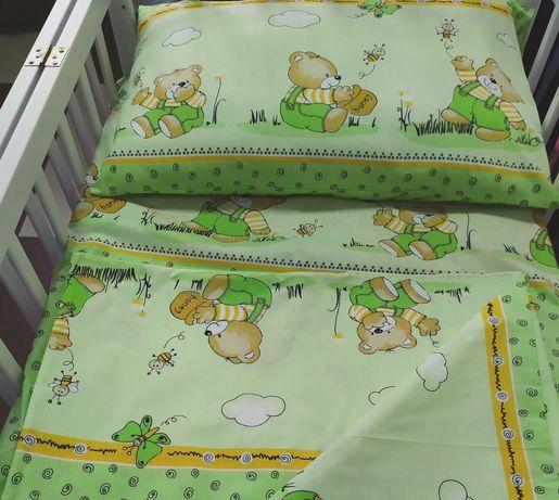 Комплект детской постели. Высокое качество, красивый и практичный