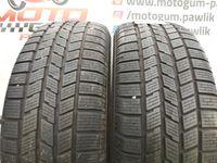 Opony zimowe 2x 235/65r17 108H Pirelli 7mm