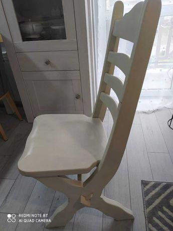 Krzesła dębowe 4sztuki