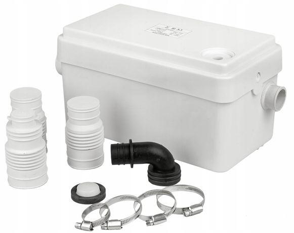Pompa do wc toalety rozdrabniacz młynek pompa mini (OGR123)