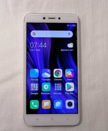 Продам мобильный Xiaomi Redmi 4X 2/16GB Gold