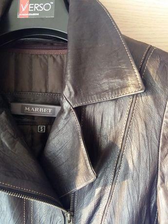 Płaszczyk skórzany firmy MARBET r.38,40