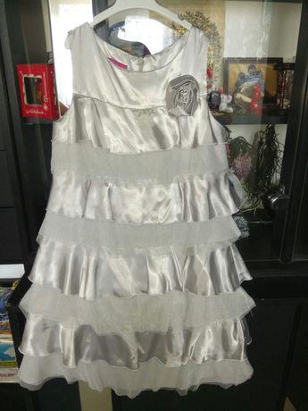 Платье нарядное 7-8 лет.