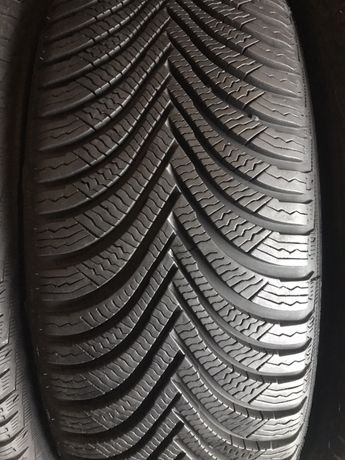 215/65/17 R17 Michelin Alpin 5 4шт зима