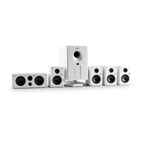 Głośniki Auna Areał 525WH aktywny system głośników 5.1  AUX 125W