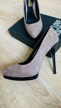 Туфли женские Love Moschino