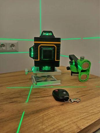 !АКЦІЯ! Лазерний рівень Pracmanu 4D 16 ліній (Hilda) лазерный уровень