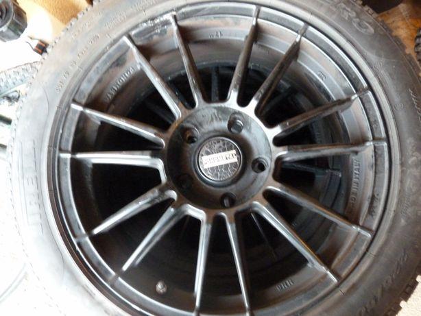 Felgi aluminiowe fondmetal 9RR Bmw mpower.5x120 17