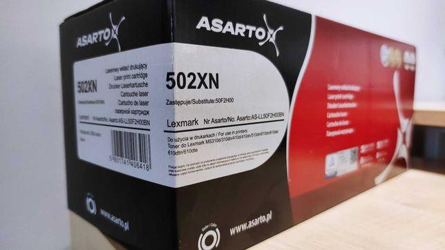 Toner Lexmark 502XN/50F2H00