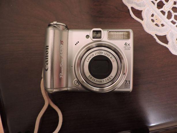 Фотоапарат Canon PowerShot A570