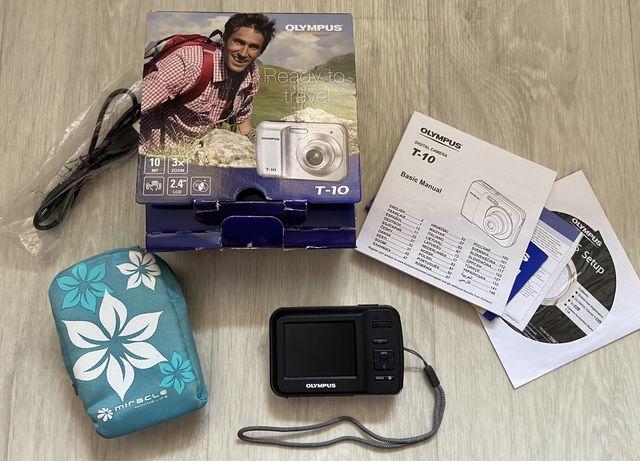 Продам фотоаппарат Olympus T-10