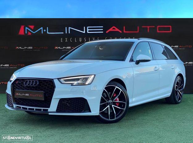 Audi A4 Avant SLINE STRONIC