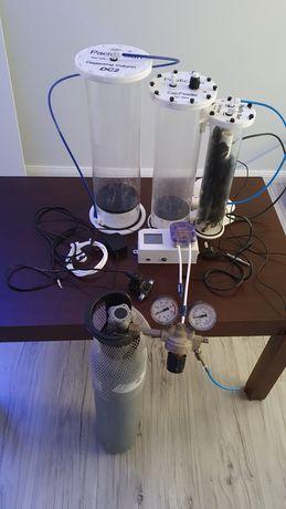 Reaktor wapnia  ACMini  Pacyfic Sun DC2 komplet  akwarium morskie