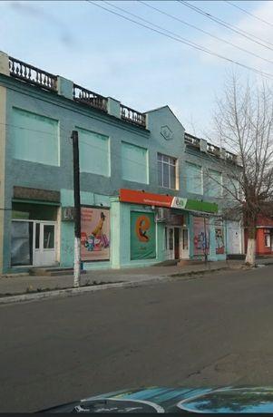 Продам двухэтажное здание с нежилыми помещениями в центре Вилково