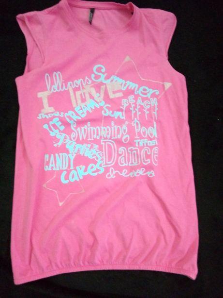 t-shirt tiffosi menina 11/12 anos