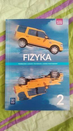 Fizyka 2, podręcznik dla liceum i technikum, zakres podstawowy