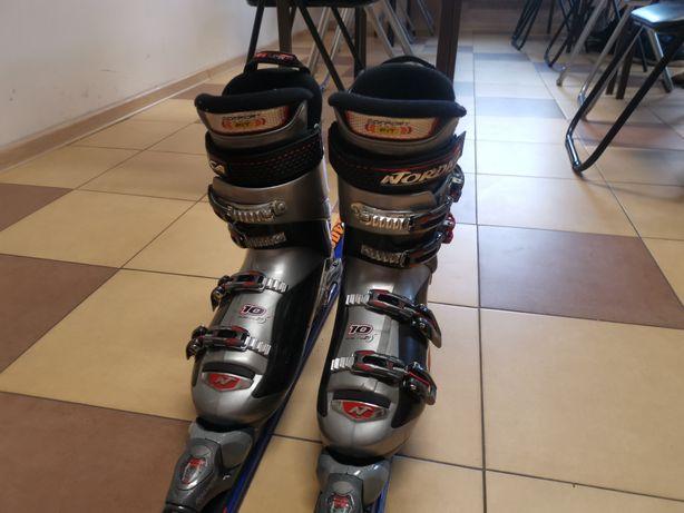 Buty narciarskie Nordica Comfort Fit