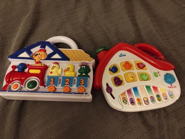 Grające zabawki dziecięce