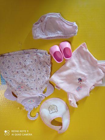 Одяг і аксесуари для бебі Борн і Анабель