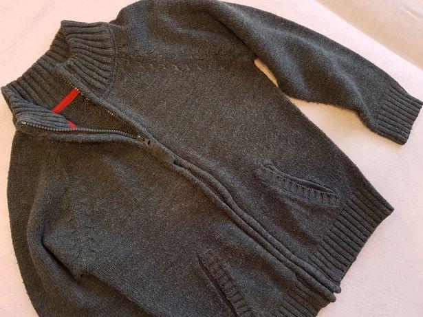 Sweterek z usuwaniem rozm.