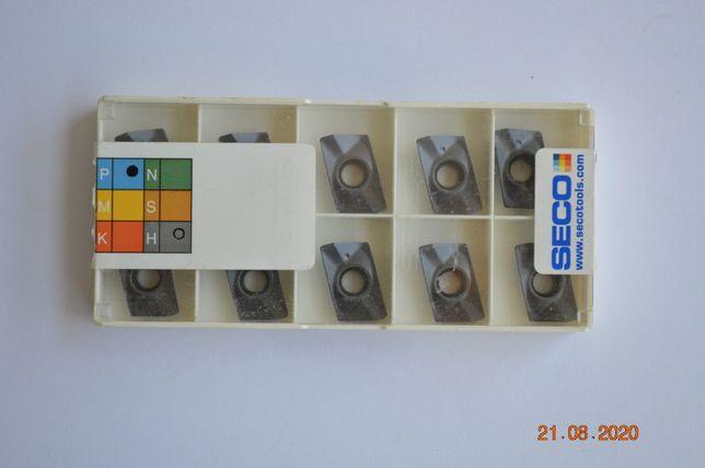 Płytki frezerskie XOMX180608TR-M14 MP3000 SECO