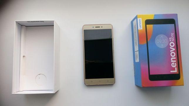 Продам LENOVO K6 Note 3/32Gb Gold