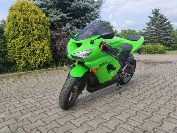 Kawasaki ZX6R /636 05/06r