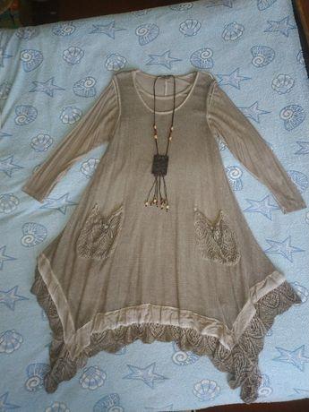 Платье р-р 50-54