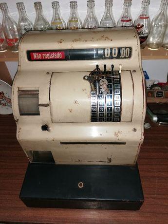 Máquina registadora antiga ANKER